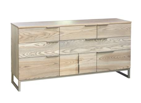 Ash Cove 9 Drawer Lowboy