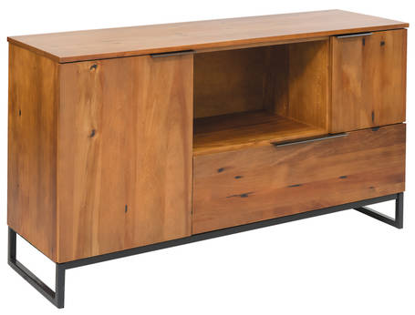 Matai Bay 1500 Buffet 2 Door / 1 Drawer & Shelf