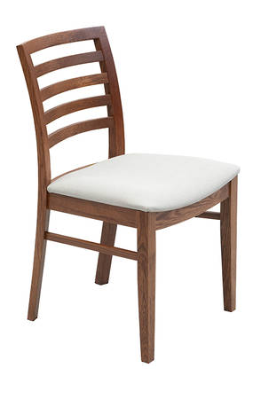Attra Slatted Back Chair