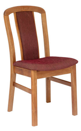 Verso Chair, padded back
