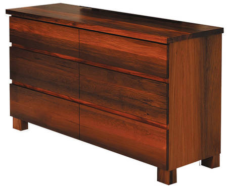 Riverwood 6 Drawer Lowboy