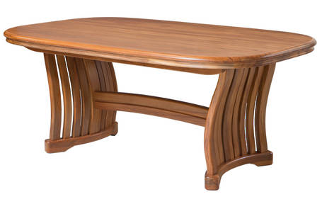Riviera Fixed Dining Table - 1800L x 1100W
