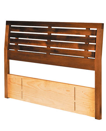 Riverwood Slatted Headboard