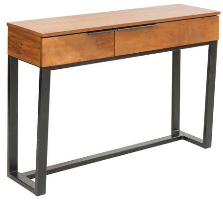 Matai Bay 1200 Hall Table 2 Drawer