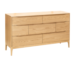 Havelock 7 Drawer Lowboy