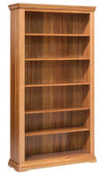 Opera 1100 x 1900mm Bookcase