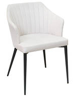 Brooklyn Dining Arm Chair-Birch