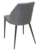 Brooklyn Dining Chair-Raven