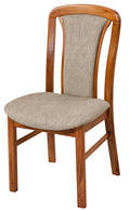 Rosedale Padded Back Chair