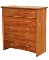 Verso 6 Drawer Chest