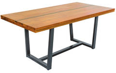 Matai Bay 1800 Fixed Dining Table