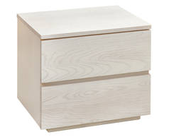 Metro 2 Drawer Bedside