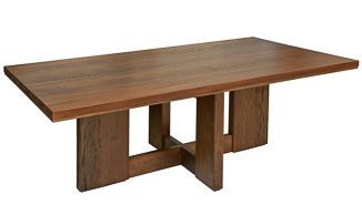 Recovery Totara 2100 Dining Table