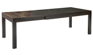 Attra Wenge Oak Extension Table
