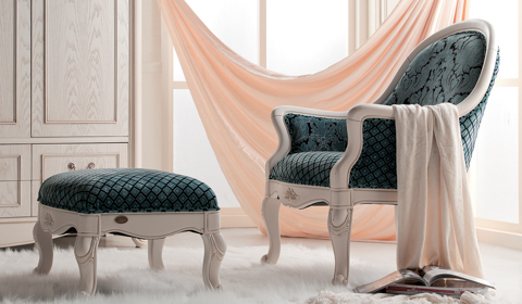 ... Chateau Chair And Stool 150mm
