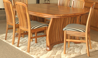 Solid Timber Willowbank Dining Chairs