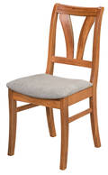 Opera Slatted Back Chair