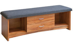 Verso 2 drawer bed-end chest