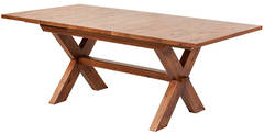 Kinloch Extension Dining Table1500L x 980W Extn 2000L