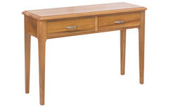 Opera 1200 Hall Table 2 Drawer